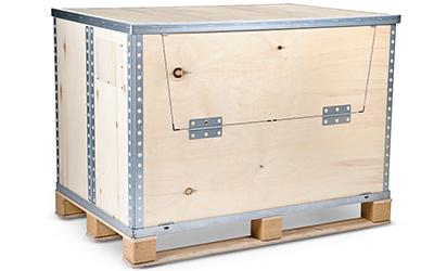 塑木缓冲包装案例
