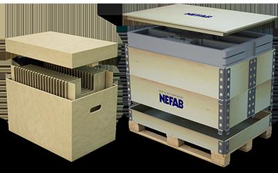 纸木结合包装案例